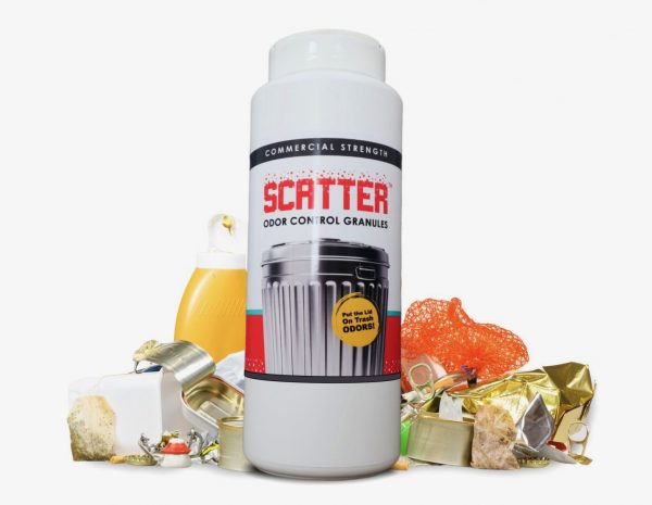 Scatter Pet Odor Granules