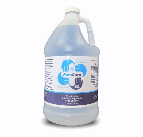 Gel Hand Sanitizer In Bulk