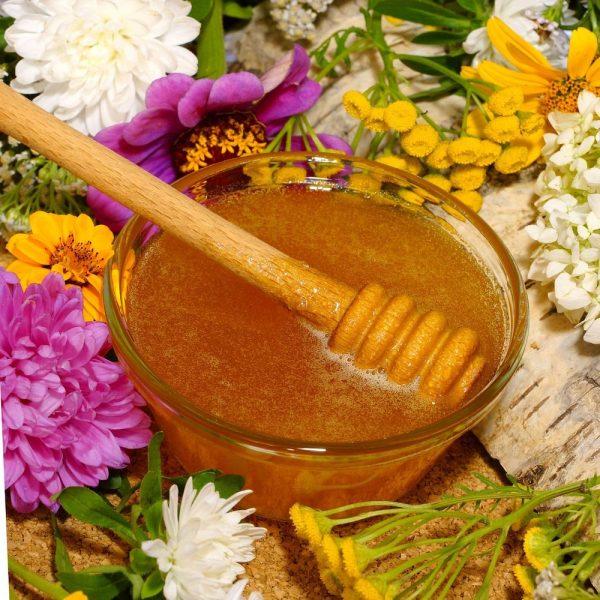 Air Wisp Alma Flower Honey