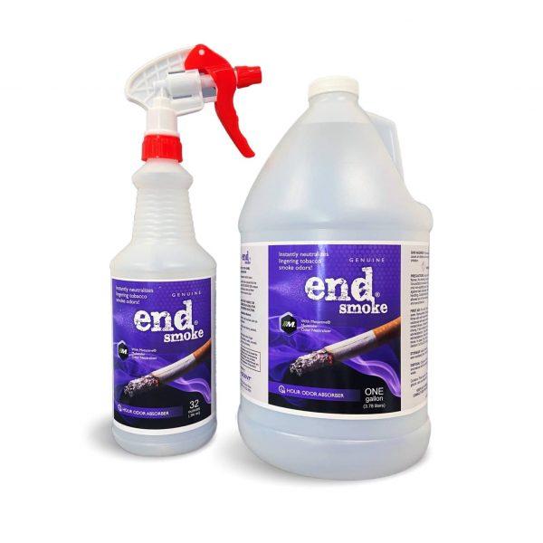 End Smoke With Metazene