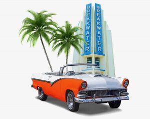 Miami Vibe Home Fragrance