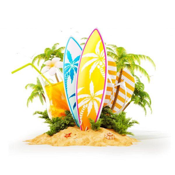 Island Breeze Wafer Fragrance