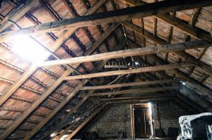 Old Home Attic Smells